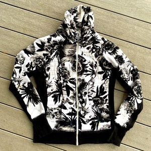 Lululemon floral jacket
